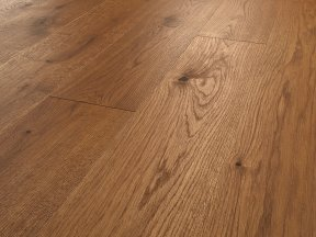 Country Style Brushed Oak Flooring