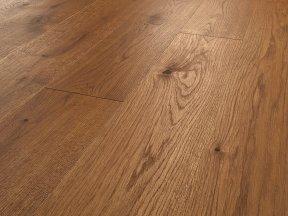 Country Style Brushed Oak Flooring