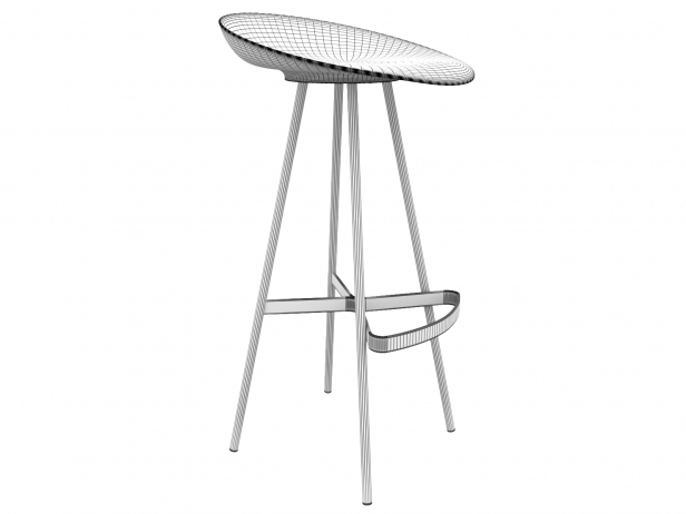 Berretto Bar Stool 5