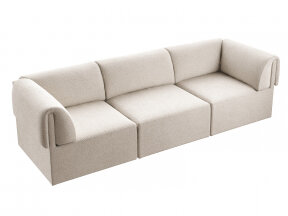 Wonder 3-Seater Sofa