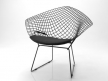 Bertoia Small Diamond Chair 9