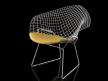 Bertoia Small Diamond Chair 10