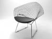 Bertoia Small Diamond Chair 6