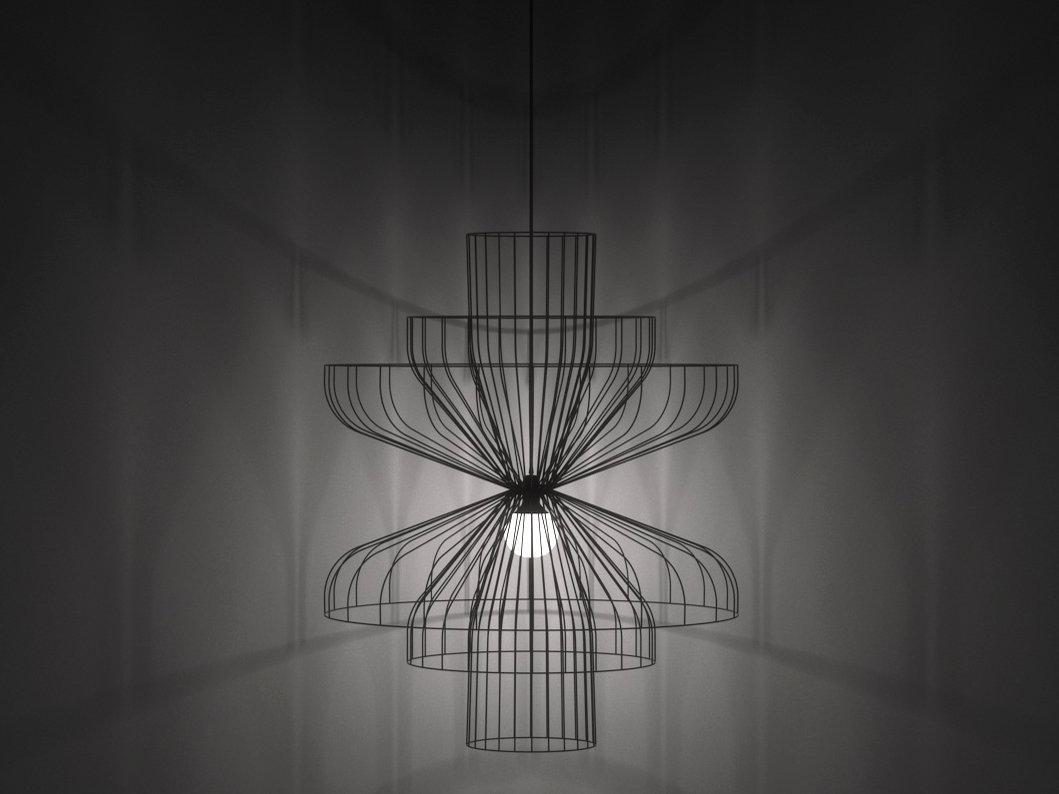 Parachute 3d model ligne roset for Design 3d en ligne