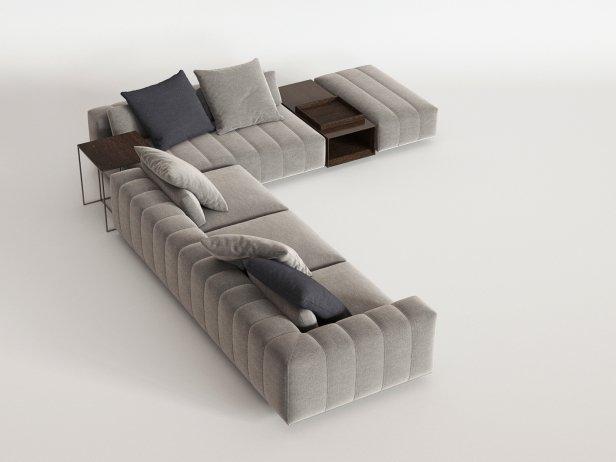 Freeman Corner Sofa System N 3