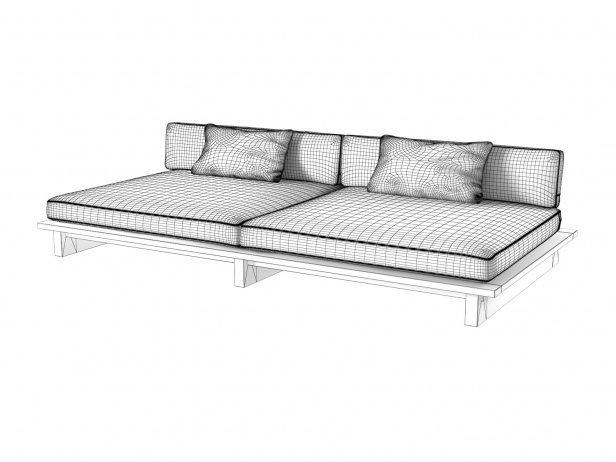 Maldives Sofa 229 4