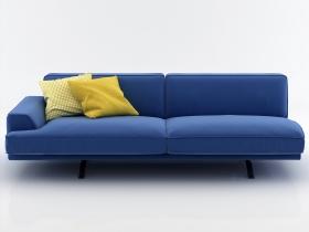 Slab Sofa 220, 225