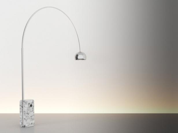 arco floor lamp 3