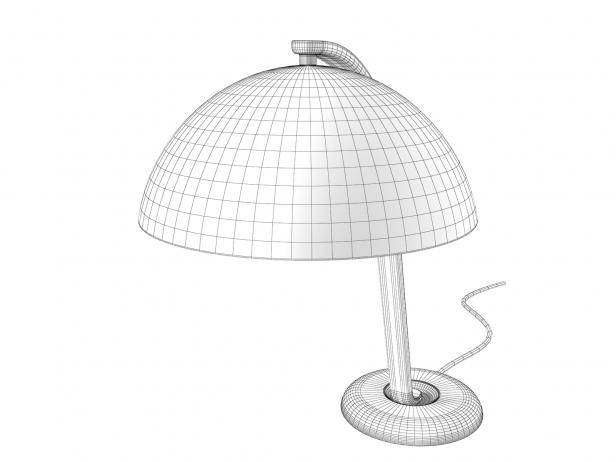 Cloche Table Lamp 4