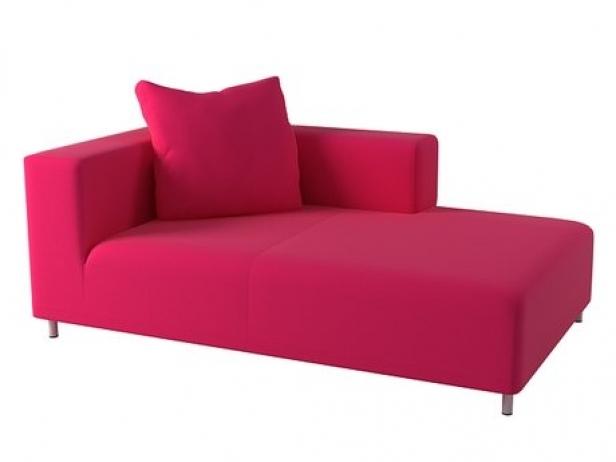 opium small chaise 3d model ligne roset. Black Bedroom Furniture Sets. Home Design Ideas