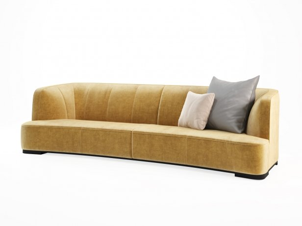 Francis 312 4-Seater Sofa 3