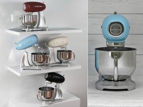 SMEG 50s Retro Style Mixer