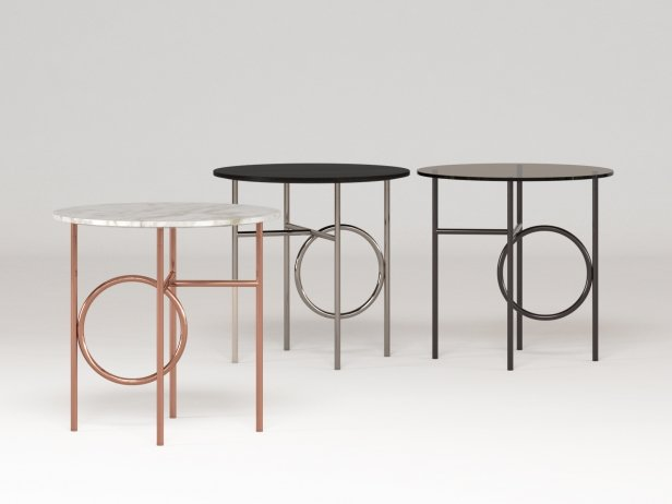 Ring Side Tables 2