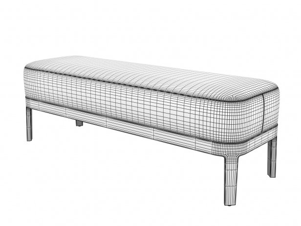 Fulham Bed & Bench 7