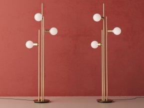 Bulb Floor Lamp
