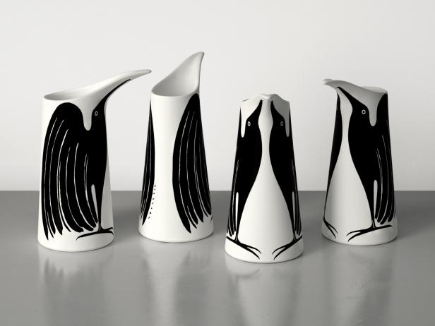 Les Oiseaux Mini Vase 2