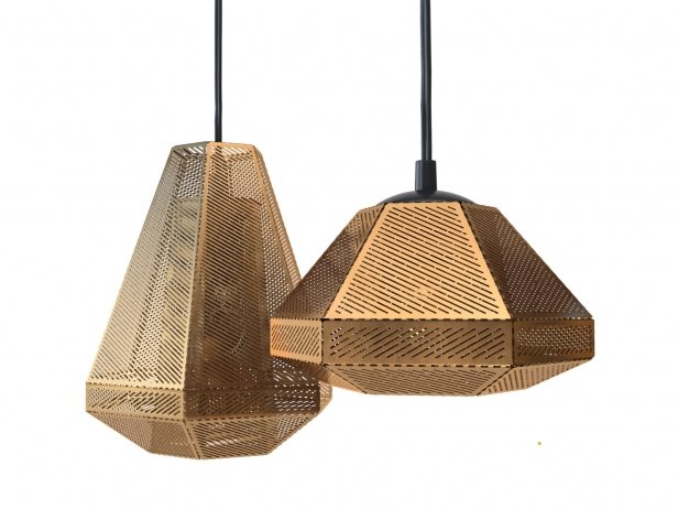The Diamonte Pendant Lamp 1