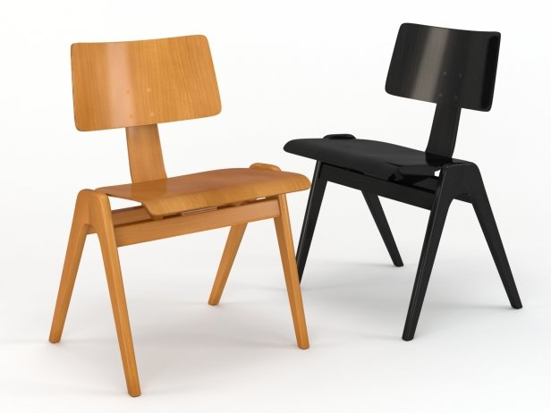 Hille Stak Chair 5
