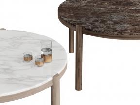 Gustav Round Dining Table