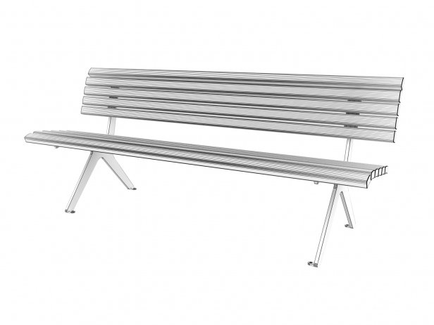 Poca Outdoor Benches 4