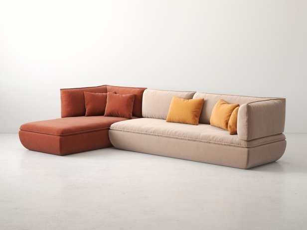 Mimic Modular Sofa Comp B 1