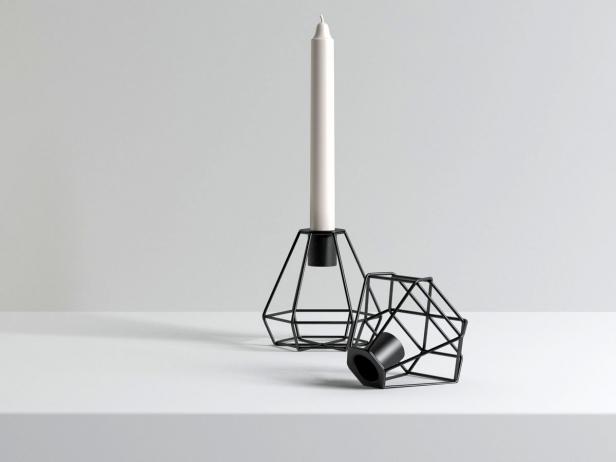 Diamond Candlestick 1