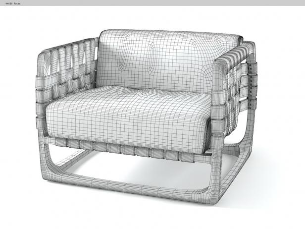 Bungalow Armchair 7