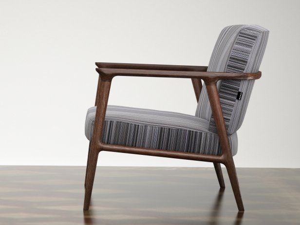 Zio Lounge Chair 3