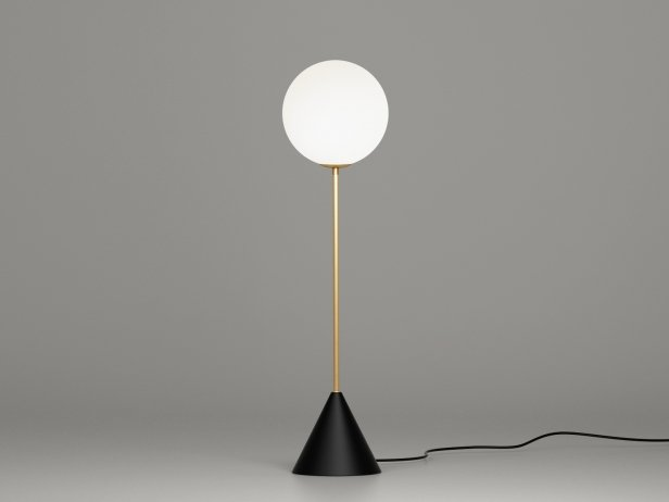 Twin Desk Lamp 1