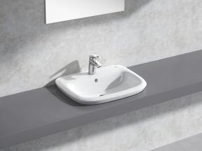Eurostyle Semi-recessed Basin 60 Set