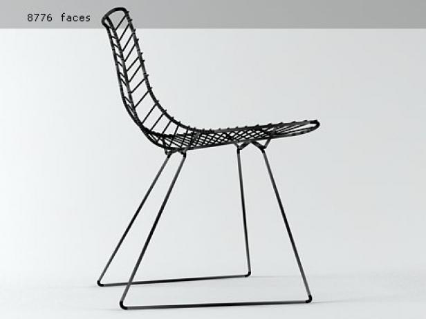 Leaf Chair 4