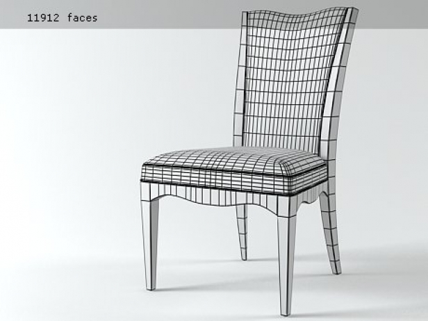 Side Chair 3446 4