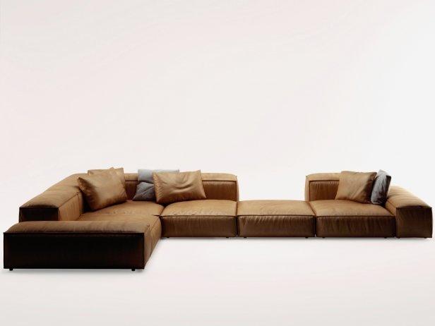 Living Divani Extra Soft.Extrasoft E 3d Model Living Divani Italy