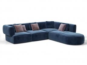 553 Bowy 20-40-34 Corner Sofa