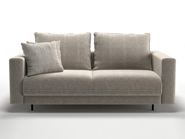 Enki 2 Seater Sofa 3d Model Ligne Roset France