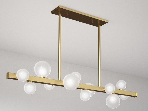 Mini-Hinsdale 8744-PN Lamp 1