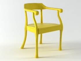 Raw Lounge Chair