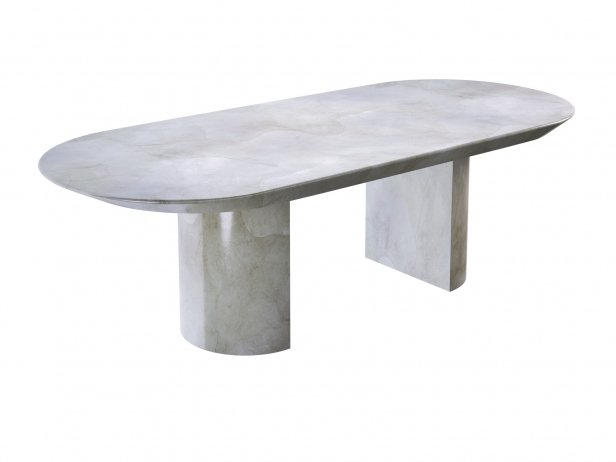 Knife Edge Dining Table 1