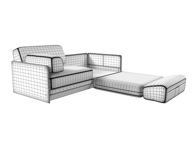 DS-76/102 2-Seater Sofa 11