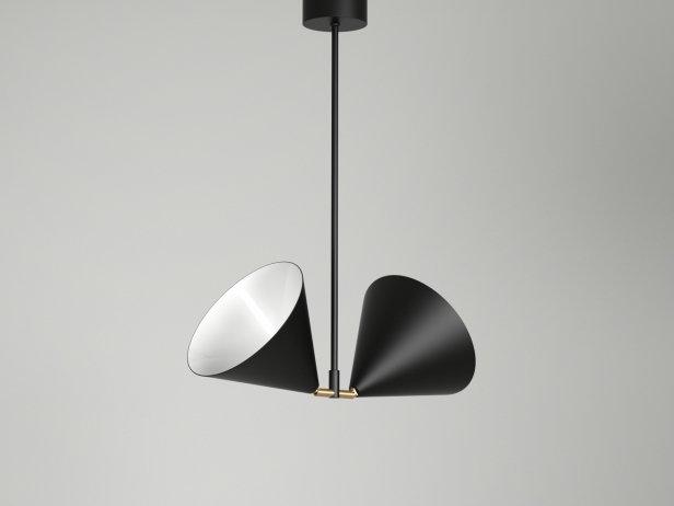 Triple Double Pendant Lamp 3