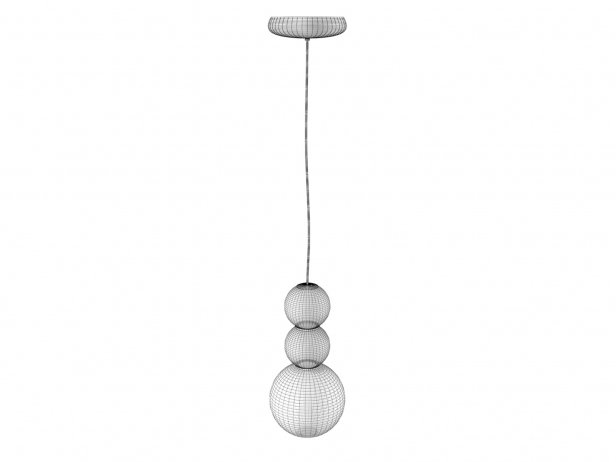 Pearls Pendant 7