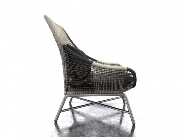 Huron Lounge Chair 2