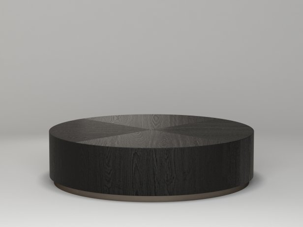 Machinto Round Coffee Table 2