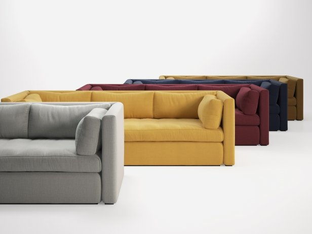 Hackney 3-Seater Sofa 2