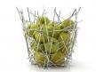 Blow up Citrus basket 2