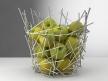 Blow up Citrus basket 1
