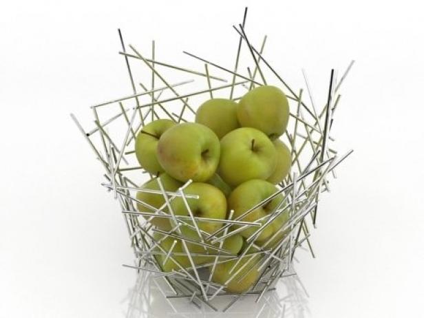Blow up Citrus basket 4