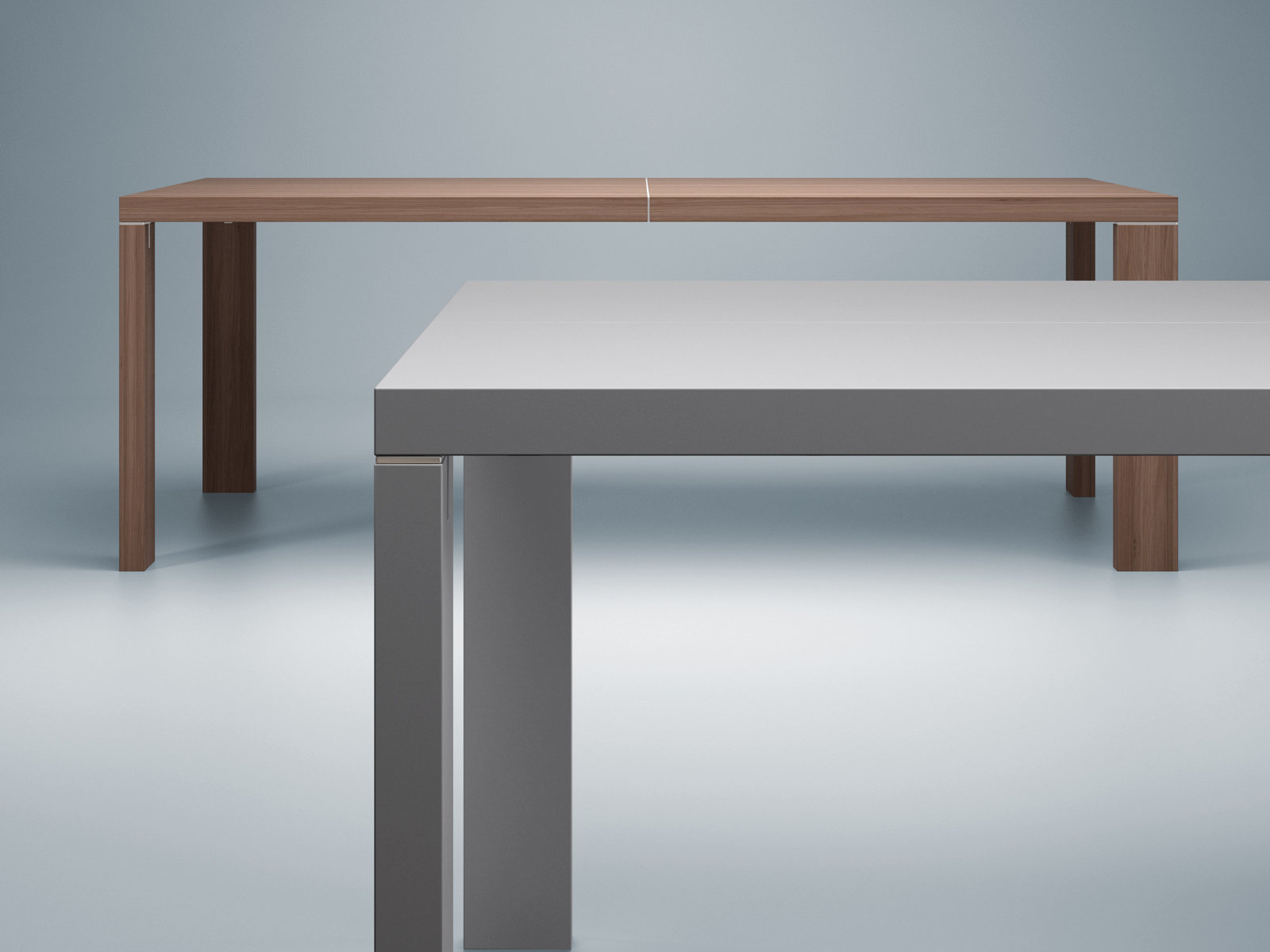 Dedicato dining table 3d model ligne roset for Table yoyo ligne roset