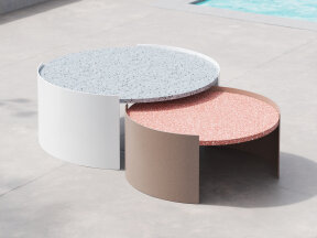 Bowy Outdoor Tables