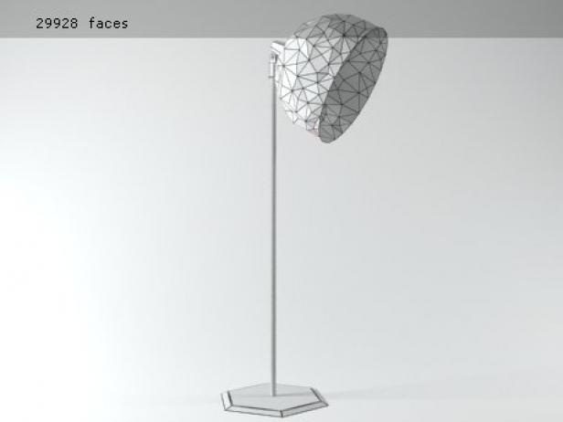 Rock Standing Lamp 8